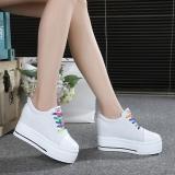 Spesifikasi Harajuku Korea Fashion Style Siswa Musim Semi Sepatu Golden Goose Sepatu Wanita Kanvas Putih Dan Harga