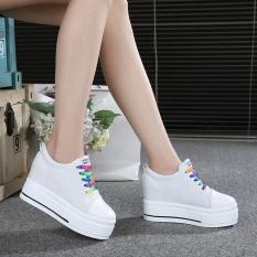 Jual Harajuku Korea Fashion Style Siswa Musim Semi Sepatu Golden Goose Sepatu Wanita Kanvas Putih Other Original