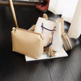 Promo Toko Harajuku Tas Wanita Baru Tas Bucket Korea Fashion Style Khaki