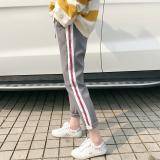 Beli Celana Harem Wanita Aneka Warna Lurus Jogger Gaya Sekolahan Pita Abu Abu Baju Wanita Celana Wanita Yang Bagus