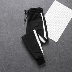 Harga Longgar Korea Fashion Style Siswa Angin Baru Kasual Celana Panjang Celana Olah Raga Kaki Dekat Model Merk Oem