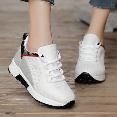 Harajuku Wanita Baru Sepatu Angsa Emas Kasual Sepatu Sneakers Kets Putih (1801 Putih)
