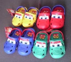 Harga Pabrik  Sandal Anak Baim Car
