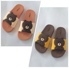 Harga Pabrik  Sandal Anak Lucu Bear