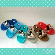 Harga Pabrik  Sandal Anak Mick3y Cleo's / Sendal Mick3y Mouse