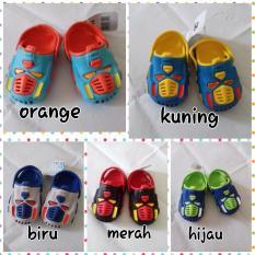 Harga Pabrik  Sepatu Sandal Anak Robot 153