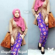 Hasanah Fashion Angelina - Ungu