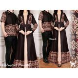 Jual Beli Hasanah Fashion Valentino Couple Hitam