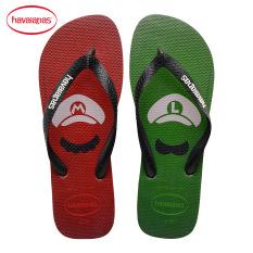 Havaianas Produk Baru Sandal Jepit (Merah Hijau)