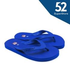Ando Sandal Jepit/Flip Flop Pria Hawaii Man - R Blue Size 38/44