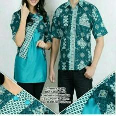 Diskon Hb02 Couple Batik Pria Dan Wanita Produk Lokal Akhir Tahun