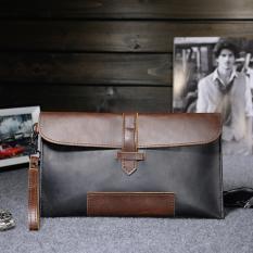Promo Toko Hb117 Tas Tangan Kulit Pria Etonweag Handbag Clutch Modern Man
