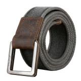Jual Hdl Unisex Casual Canvas Belt Woven Belt Pinggang Pinggang 115 Cm Intl Oem Online