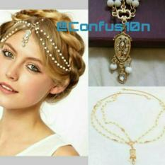 HEADPIECE HEADBAND HEADCHAIN HIJAB