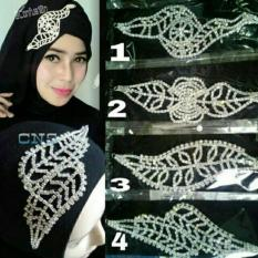 Headpiece Hijab Bross  Permata