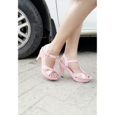 Heels Isabel Pink HM02