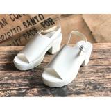 Beli Heels Selubung Putih Online Jawa Barat