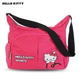 Promo Hello Kitty Cute Gaya Bahu Tas Memakai Tahan Olahraga Tas Untuk Perempuan Intl Hello Kitty