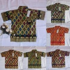Hem Batik Anak / Kemeja Batik Anak / Baju Batik Anak 2-5 tahun