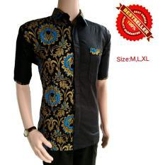 Baju Koko Batik Muslim Eksclusive