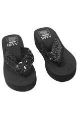 Situs Review Hengsong Fashion Flip Flops Sandal Black