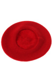 Toko Hengsong Wool Beret Beanie Musim Dingin Cap Merah Terlengkap