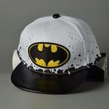 Jual Bs S Anak Anak Hip Hop Snapback Batman Gaya Chic Bisbol Cap Anak Olahraga Topi Putih Hequ Intl Hequ Di Hong Kong Sar Tiongkok