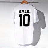 Hequ Fashion T Shirt Balr T Shirt Mens Soccor Top Football Sport T Shirt Putih Hequ Diskon 50