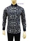 Beli Herman Batik Kemeja Batik Slimfit 8167 Pria Kombinasi Muslim Koko Jeans Nyicil
