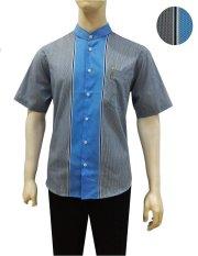 Beli Herman Batik Kemeja Koko Muslim Regularfit V10F Baju Size 17 16 15 Fashion Pria Batik Jeans Murah Dki Jakarta