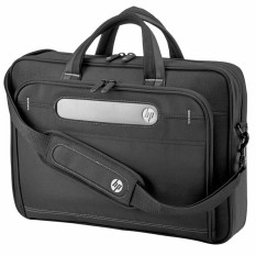 Hewlett-Packard (hp) Genius 15.6-inch business computer bag Multifunctional fashion shoulder bag Waterproof handbag Black H5M92 - intl