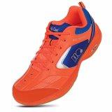 Jual Hi Qua Sepatu Bulutangkis Pria Evo Speed Orange Murah