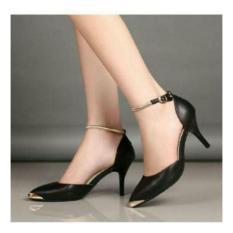 Beli High Heels Gp06 Hitam Online Murah