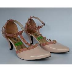 Harga Amelia Olshop High Heels Sepatu Wanita Pink Online Jawa Timur