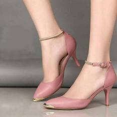 High Heels Wanita Terbaru Sendal Sepatu High Heels Wanita Terbaru Sendal Sandal TERMURAH Sepatu Wanita DM45