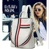 Beli Eagle Store90 High Quality Backpack Fashion Wanita Premium White Kredit