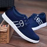 Diskon Kualitas Tinggi Murah Sport Menjalankan Sepatu Lembut Alas Kaki Klasik Olahraga Sneakers Pria Baik Kualitas Kolam Berjalan Sepatu Biru Intl Tiongkok