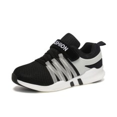 Diskon High Quality Children Breathable Running Shoes Outdoor Sport Shoes Fashion Magic Stickers Sneaker G*Rl Shoes Boy Shoes Kids Casual Shoes Intl Branded