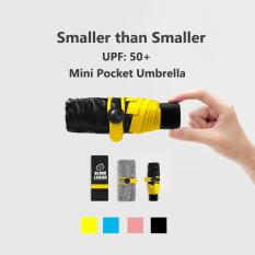Harga Berkualitas Tinggi Penggunaan Ganda Payung For Hujan And Matahari Mini Saku Pria Tahan Angin Payung Lipat Payung Perempuan Tangan Hujan Payung With Kemasan Kotak Biru Internasional Oem
