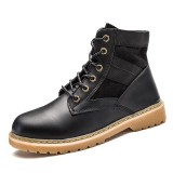 Jual High Quality Men Retro Martin Boots Women Tooling Boots Lovers Boots Intl Branded Original