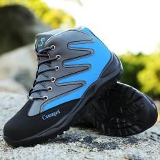 Kualitas Tinggi Sepatu Bola Pria Sepatu Olahraga Oleh Kumpulan Orang Mendaki Sepatu Panjat Tebing Sepatu Trekking Sepatu Keranjang Pria Luar ruangan Olahraga Sepatu Daki Gunung Sepatu Gunung Pendakian Sepatu Trekking Sepatu-Internasional