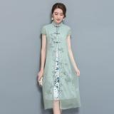 Promo Tinggi Kualitas Vietnam Cheongsam Ao Dai Tradisi Pakaian Elegan Wanita Dress Intl Di Tiongkok