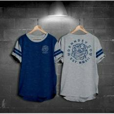 ... VARSITY DNDV 30 SECOND TO MARS Navy. Source · High5 Fashion Pria Kaos Lengan Pendek VARIASI OFFICIAL abu abu navy blue
