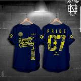 Jual High5 Fashion Pria Kaos Pride Biru Branded