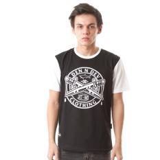 Katalog High5 Kaos Denndev Cross Sword Hitam Black Fashion Pria Terbaru
