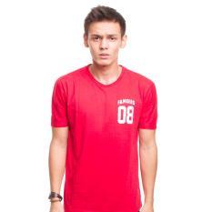 Beli High5 Kaos Famous 08 Merah Red Fashion Pria Kredit Indonesia