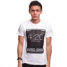 Perbandingan Harga High5 Kaos Pria 4 20 Am Putih White Di Indonesia