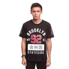 Harga High5 Kaos Pria Brooklyn 92 Hitam Black Indonesia