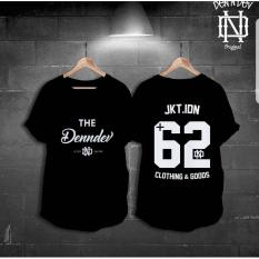 Jual High5 Kaos Pria The Denndev Jkt Idn 62 Hitam High5 Original