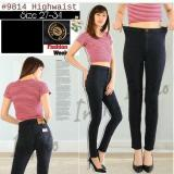 Beli Princess Wardrobe Highwaist Black Jeans Skinny Jeans Celana Jeans Wanita Soft Jeans Jeans Jumbo Cicilan